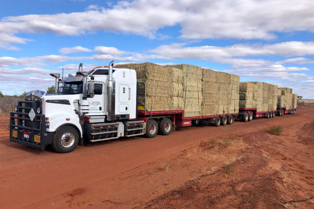 NT Hay Delivery